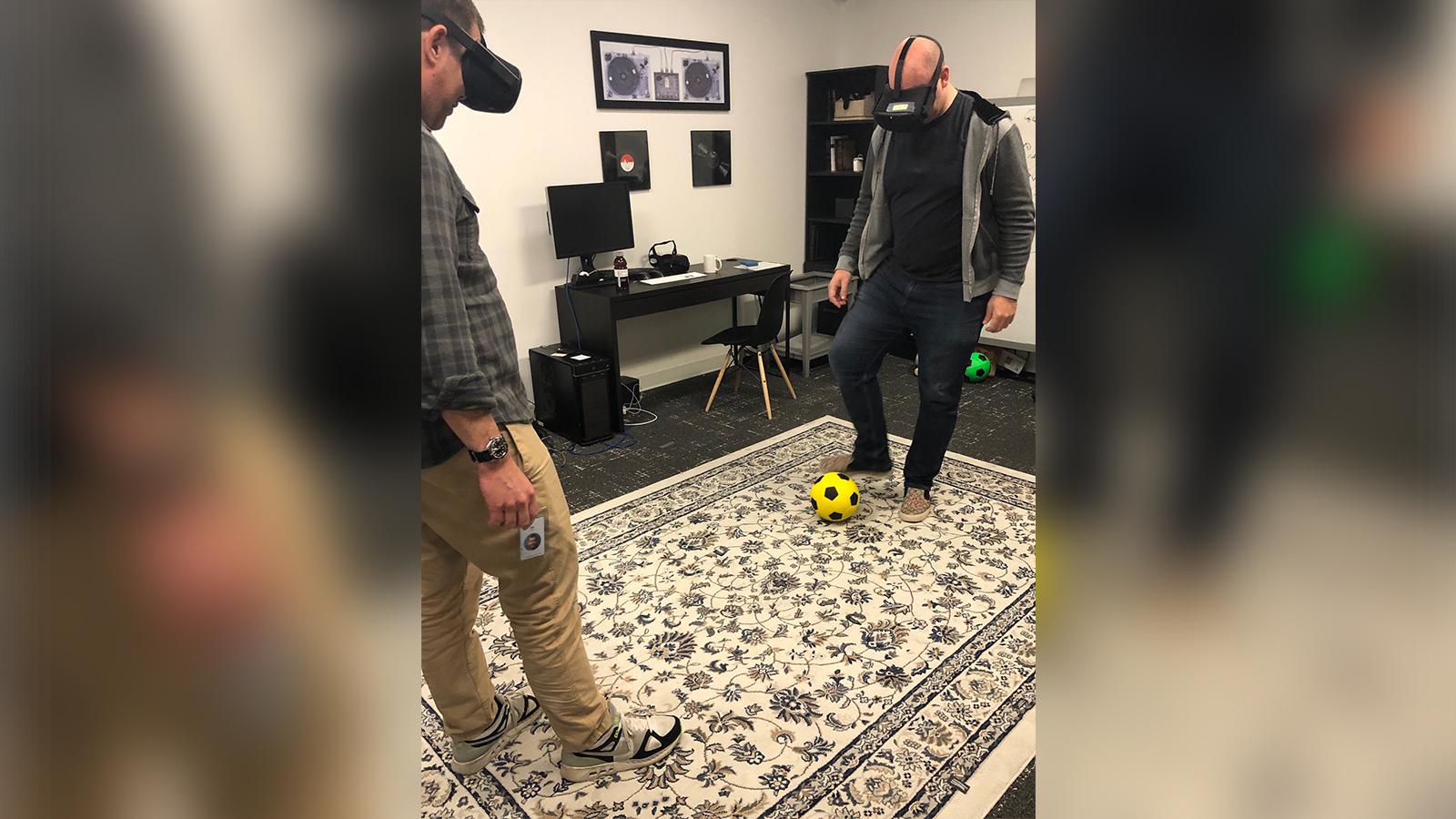 The Oculus Santa Cruz Might Be A Mixed Reality Headset
