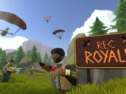 rec room battle royale rec royale vr game