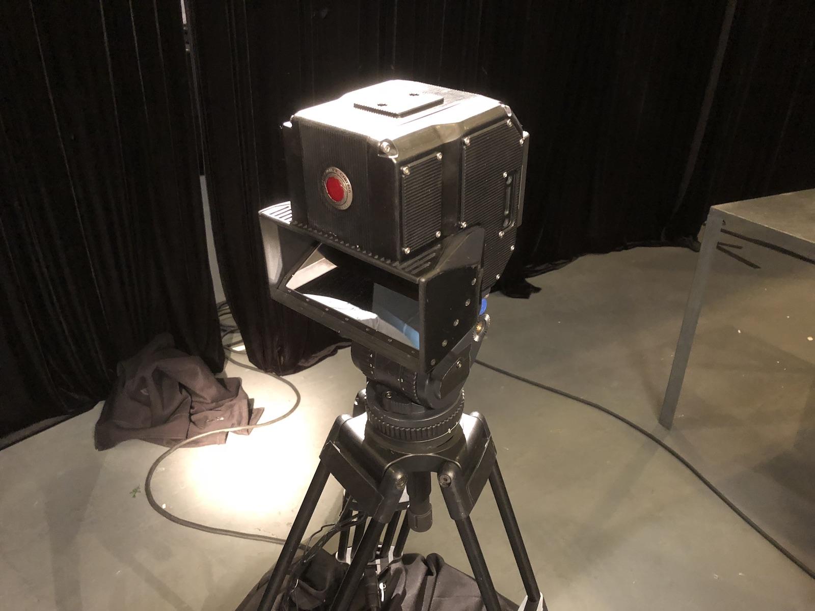 red lucid 8k 3d camera 2