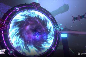 sprint vector cosmic odyssey