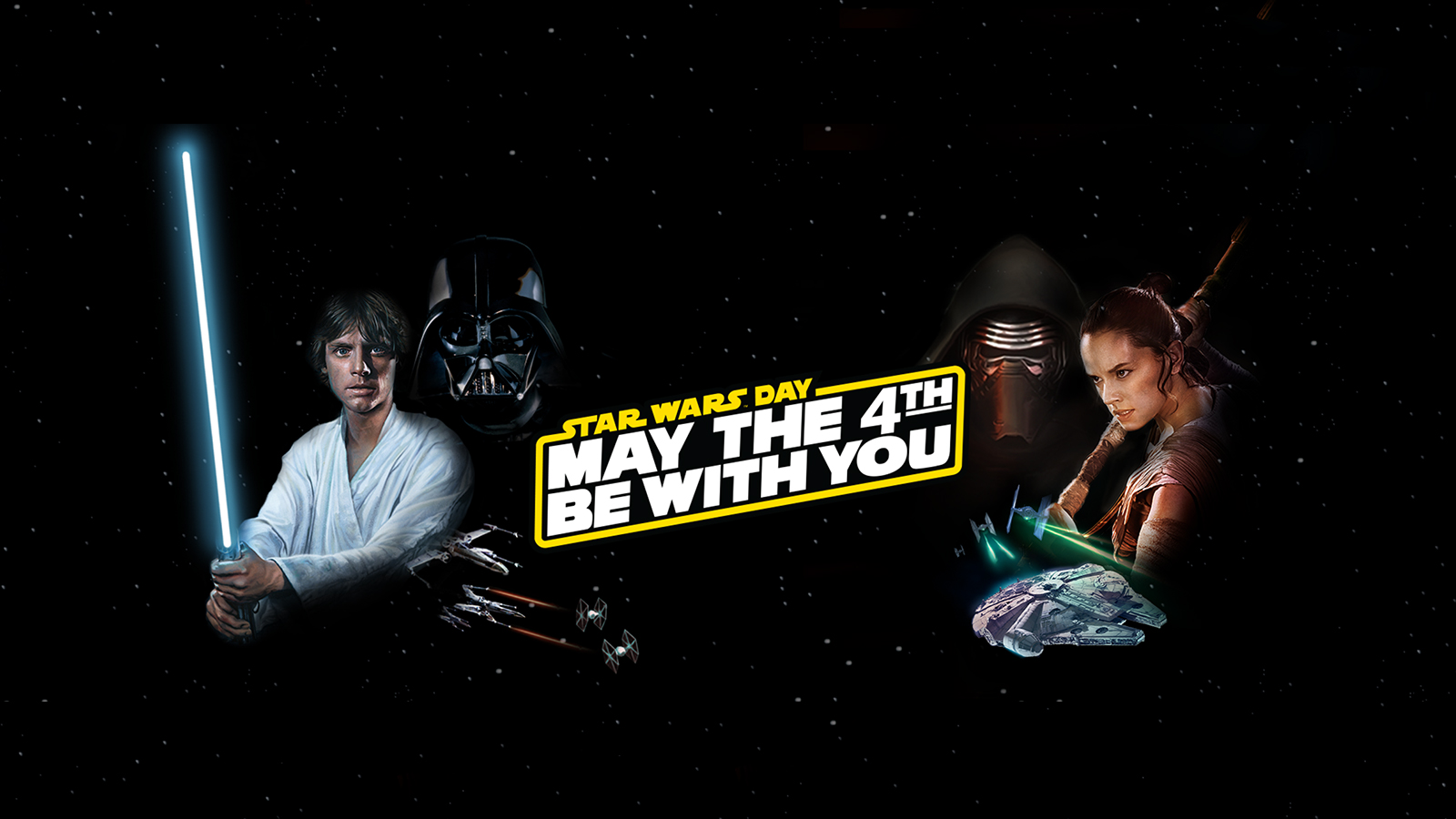 Fun Ways To Celebrate May the 4th For Star Wars Day