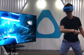 beat saber on vive focus