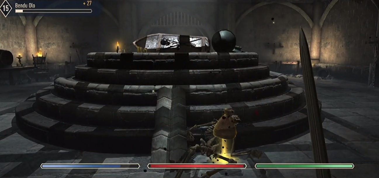 Bethesda Announces Elder Scrolls: Blades For VR And Mobile Devices