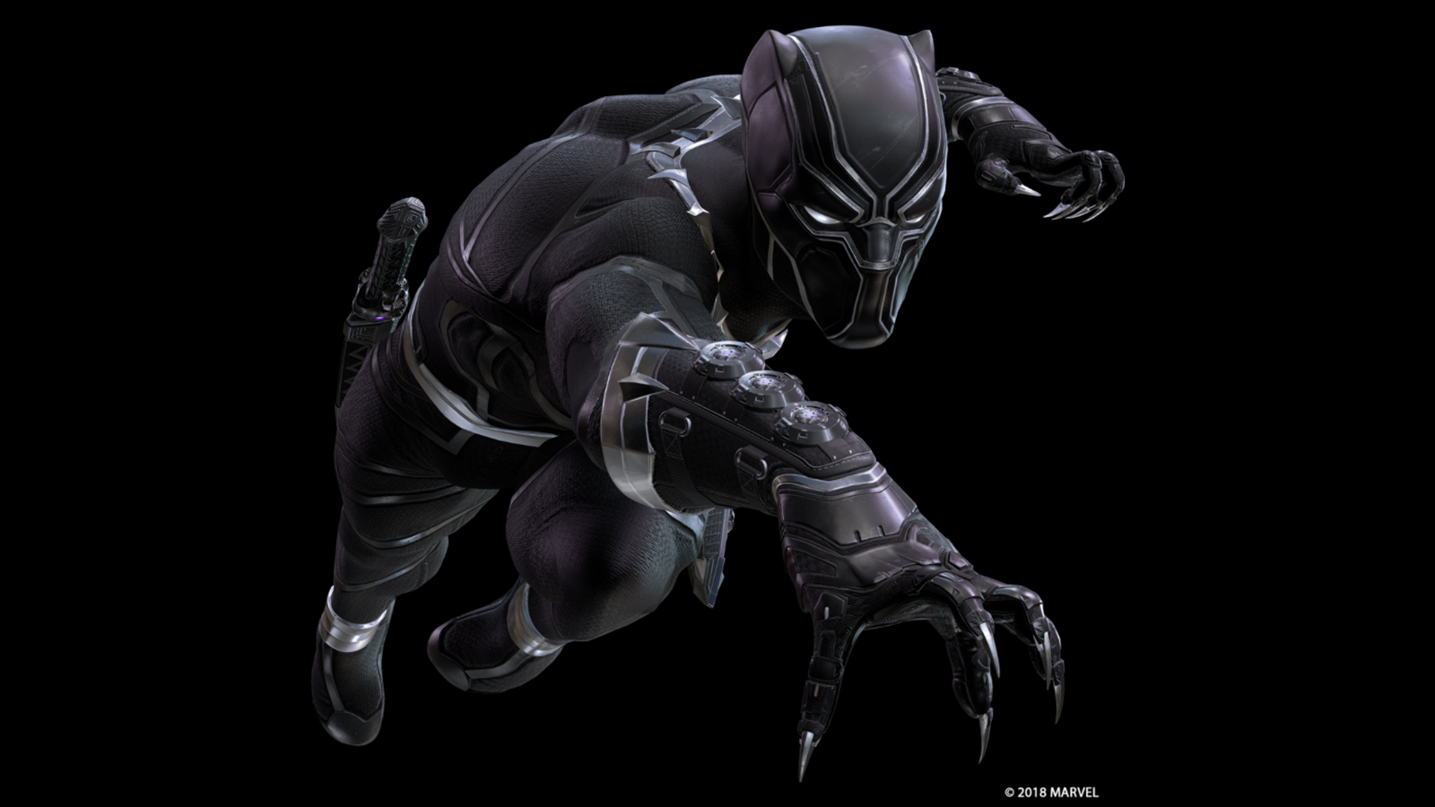 Marvel Powers United VR Launching On July 26 With Black Panther As A Playable Character