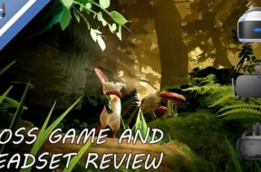moss review on htc vive and oculus rift