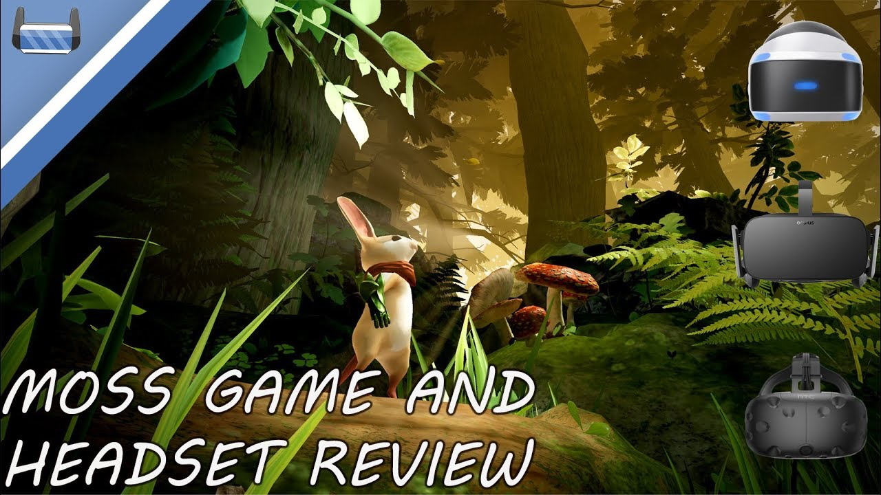 Review: Moss Makes A Stand Out Debut On HTC Vive And Oculus Rift
