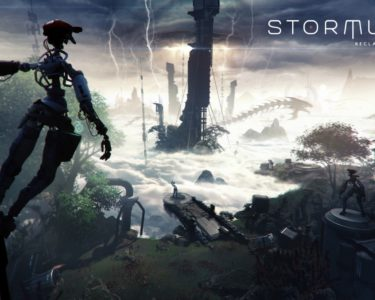 stormland vr game key art