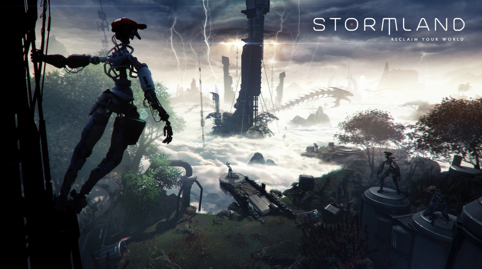 Oculus Showcases First Gameplay Footage Of Stormland