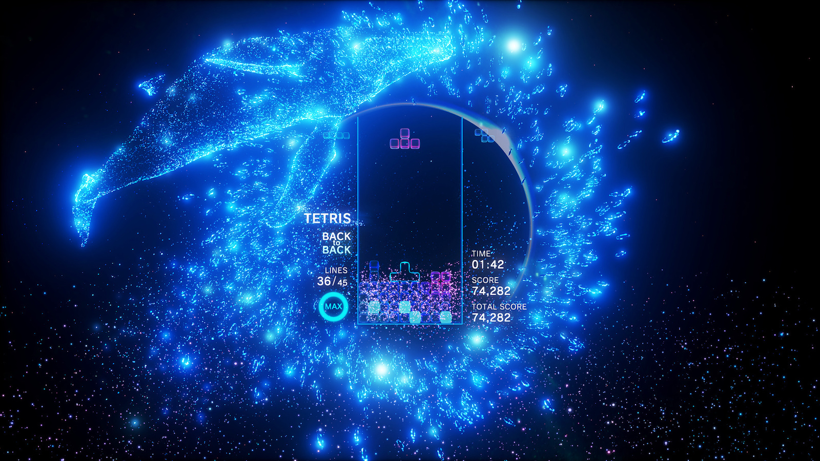 Tetris Effect Is Coming To PlayStation VR