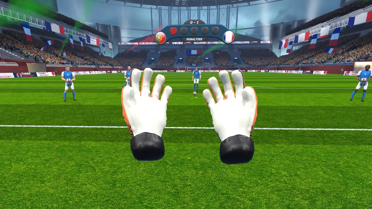 Turbo Soccer VR Will Get You Hyped For The 2018 World Cup In Russia