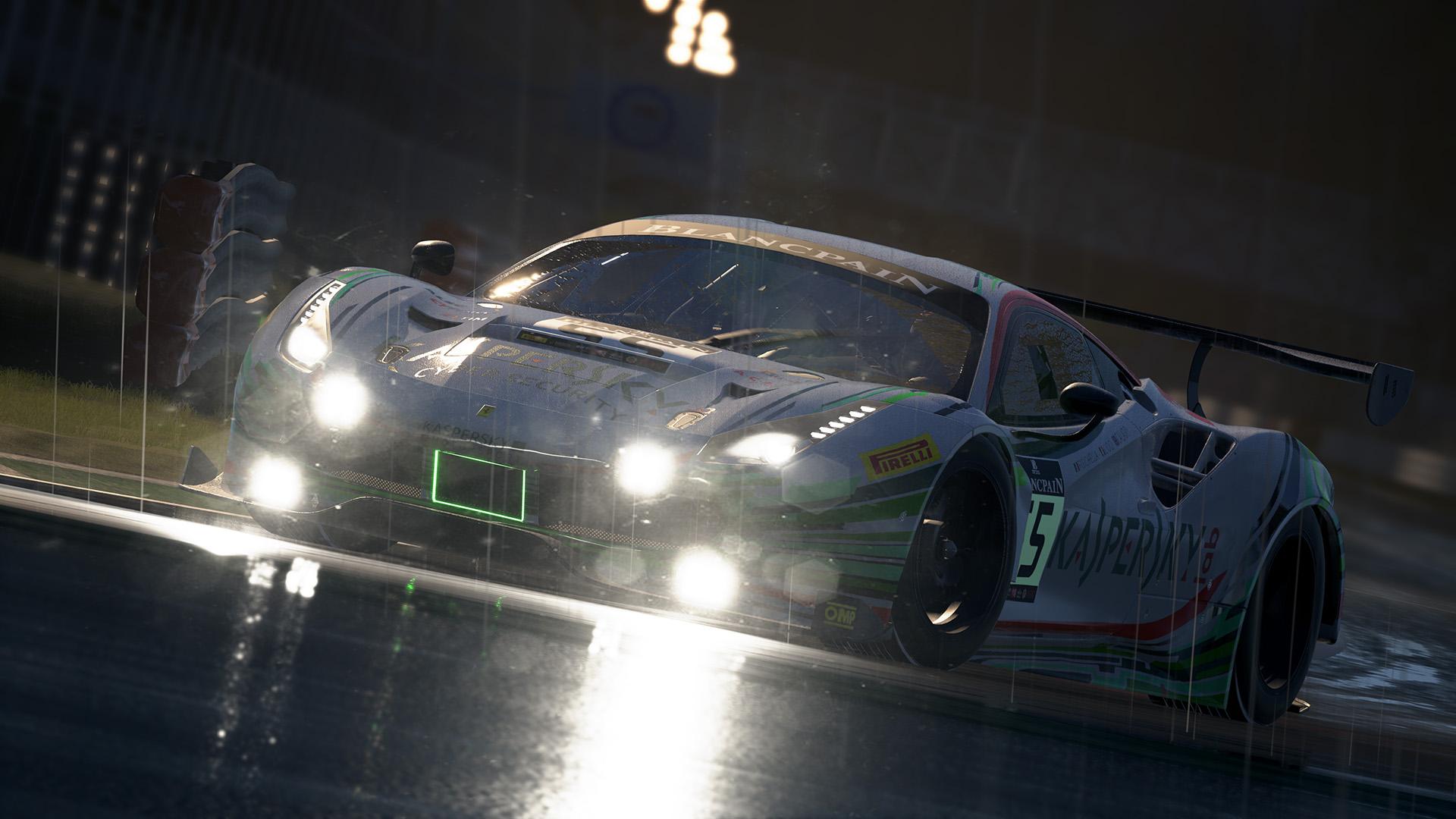 Assetto Corsa Competizione Is Coming To VR
