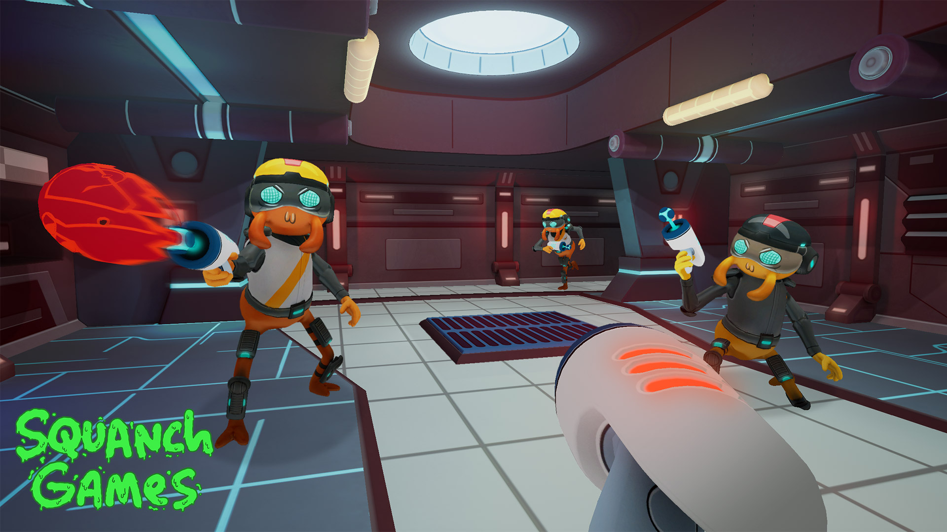 Justin Roiland's Squanch Game Studio To Release New VR Game Called Dr. Splorchy Presents: SPACE HEROES