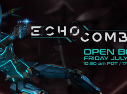 echo combat open beta weekend