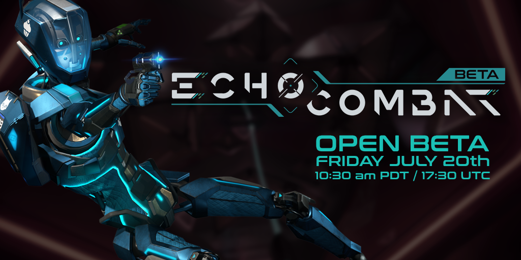 Echo Combat Second Open Beta Weekend Starts On July 20th