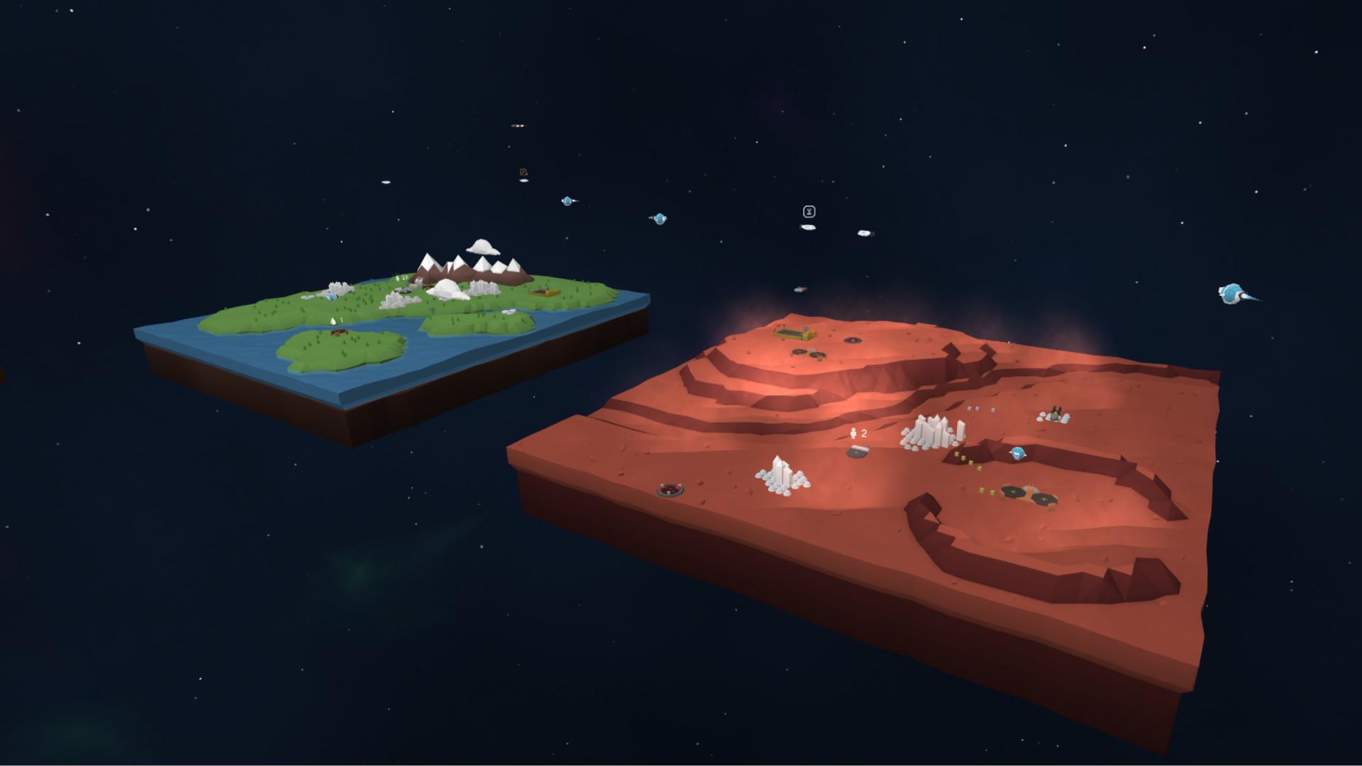 flat worlds vr
