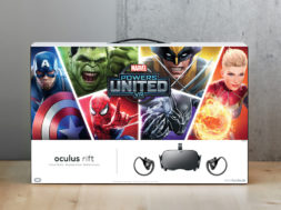 marvel powers united oculus rift bundle