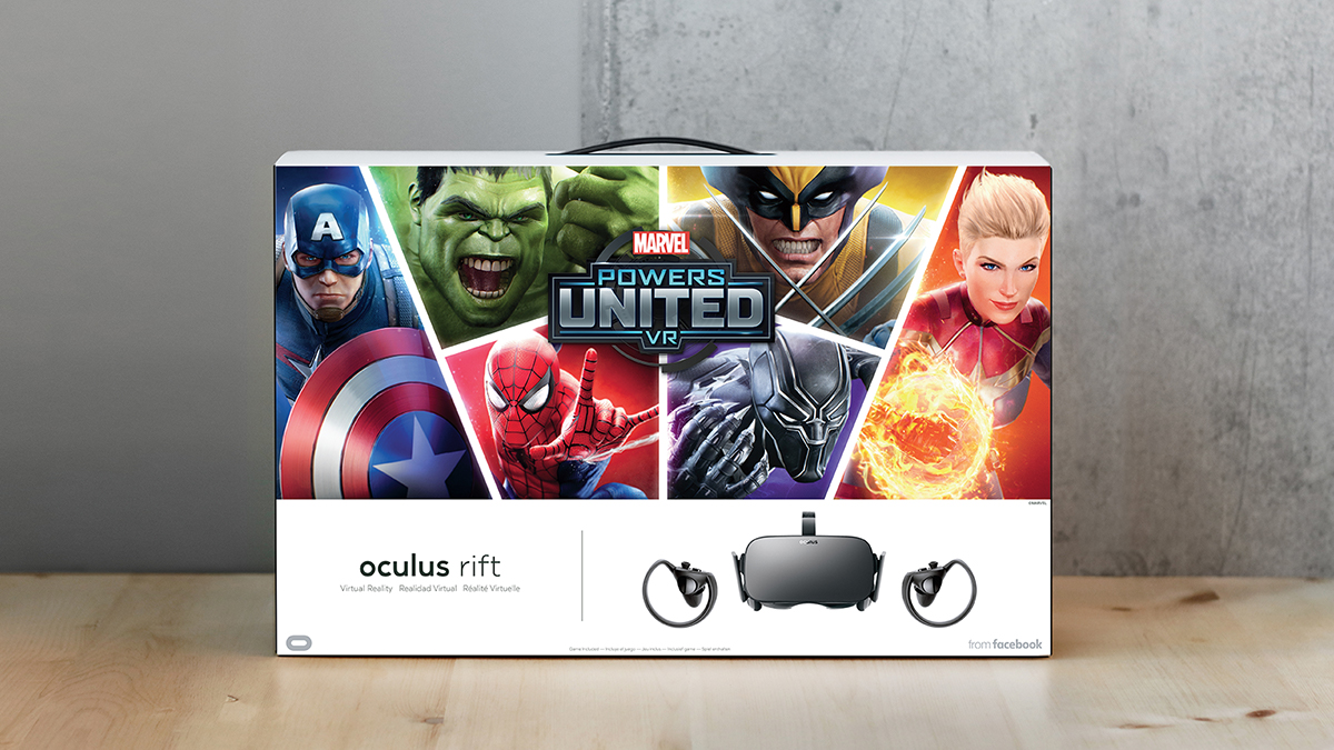 Oculus Unveils New Trailer For Marvel Powers United VR WIth Special Retail Offer