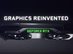 Nvidia GeForce RTX image 1