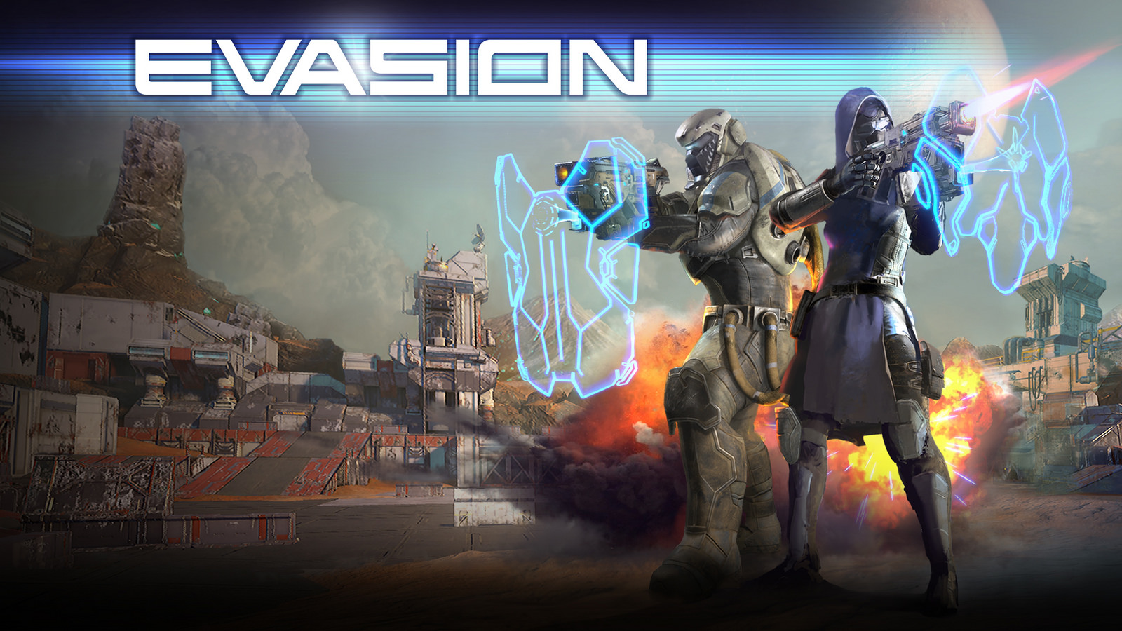evasion vr game
