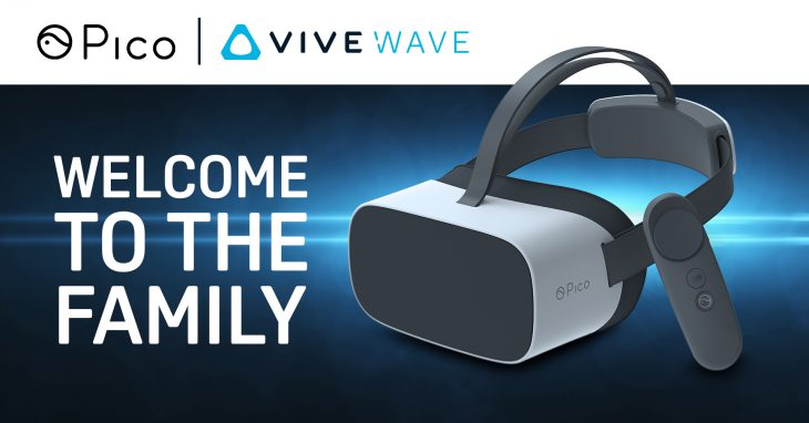 Pico Launches On The Vive Platform And Rasies $24 Million In Series A Funding