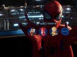 spider-man marvel powers united