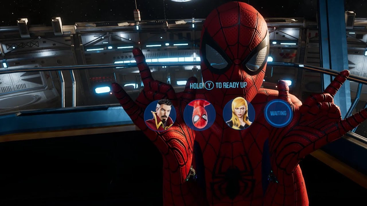 Become Spider-Man In Marvel Powers United VR