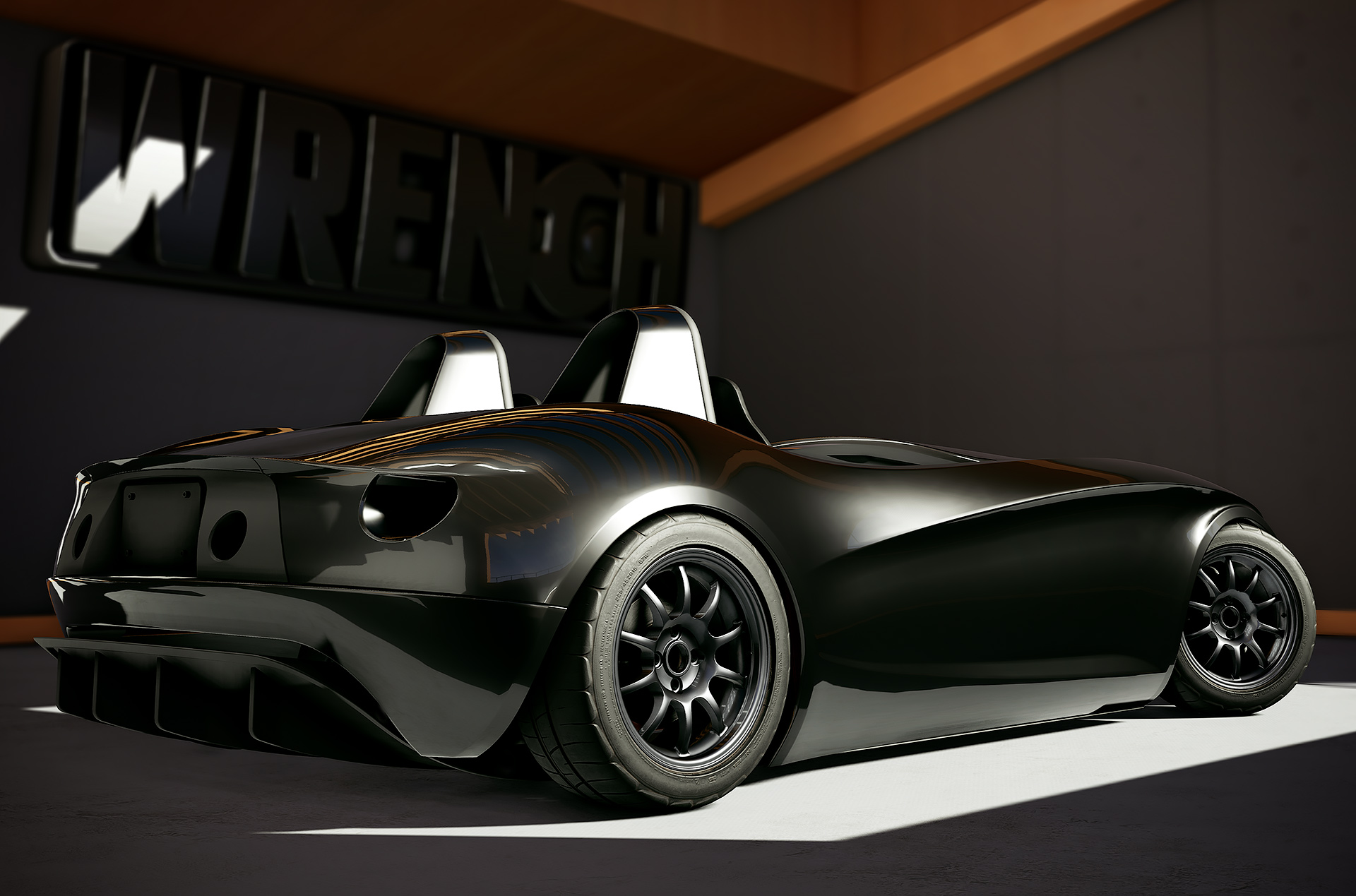 Wrench Will Let You Build Out A Car In Virtual Reality
