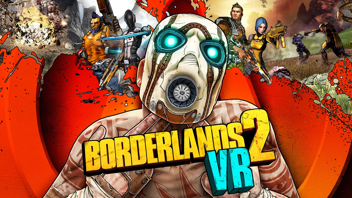 Borderlands 2 VR Coming To PSVR