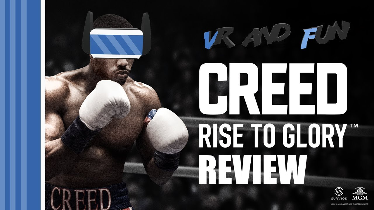 Creed: Rise To Glory VR Game Review