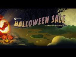 hallowen steam vr sale