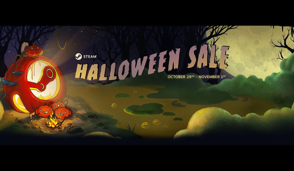 The Halloween Steam VR Sale Is Here – Check Out All The Discounted Titles