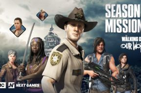 the walking dead our world experience
