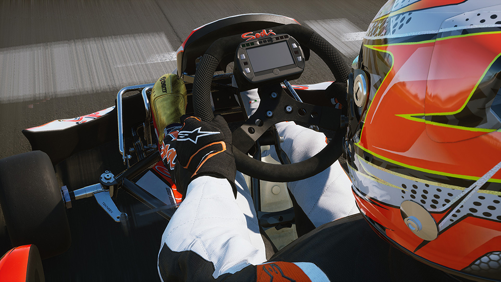 A New Type Of Go Kart Racing Has Arrived In VR