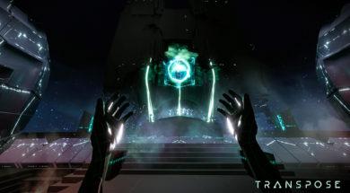 transpose vr game