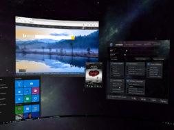 virtual desktop vr