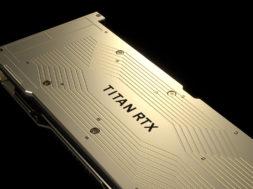 titan rtx gpu nvidia