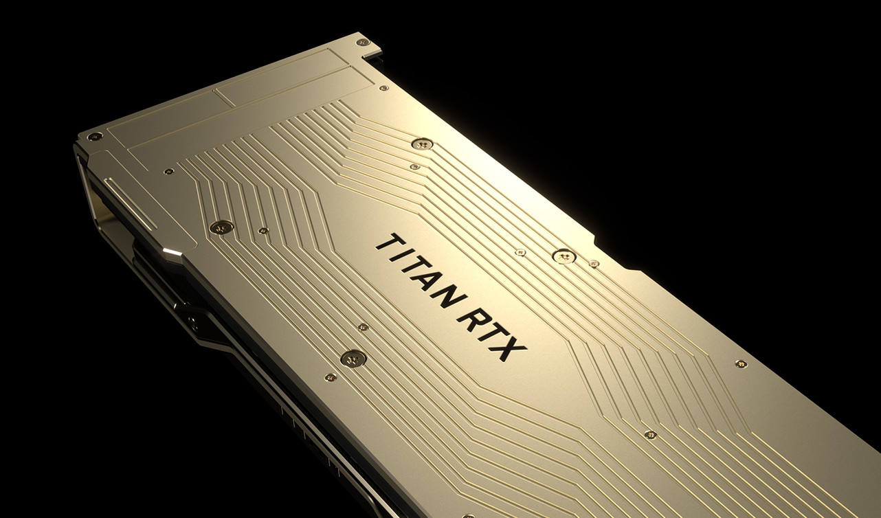 NVIDIA Announces Their Most Powerful GPU Titan RTX With A Huge Price Tag