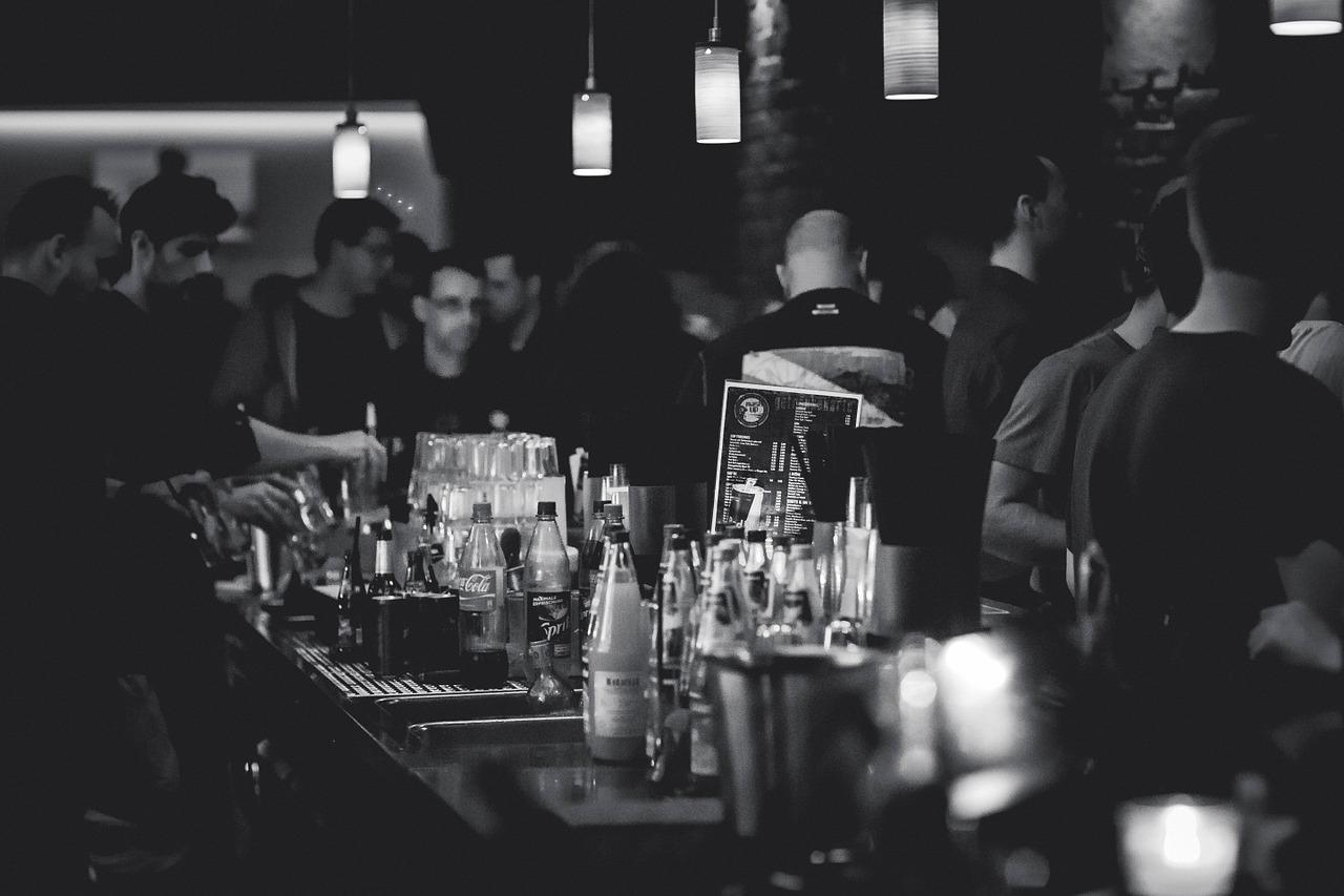 vr bar scene