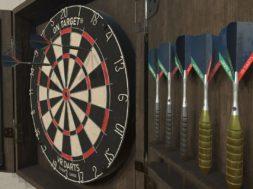 vr darts game