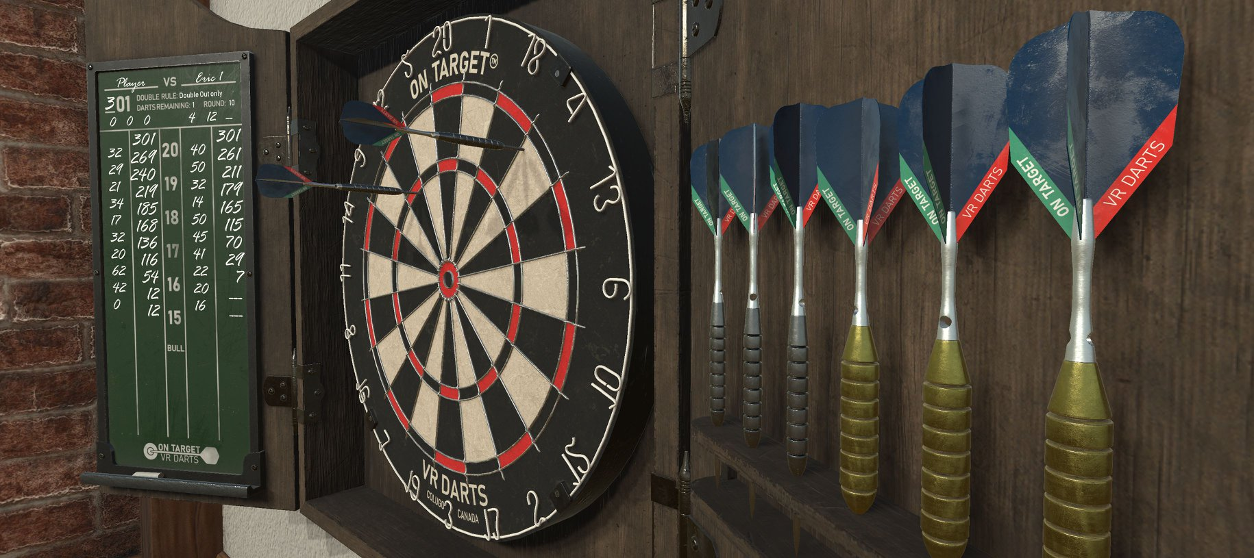 Could Pub Darts Do A 180 On Reality And Become A Vr Experience Vr