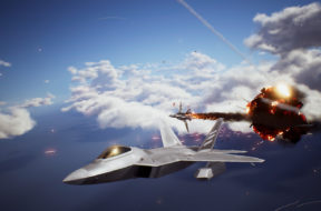 ace combat 7 skies unknown vr game playstation