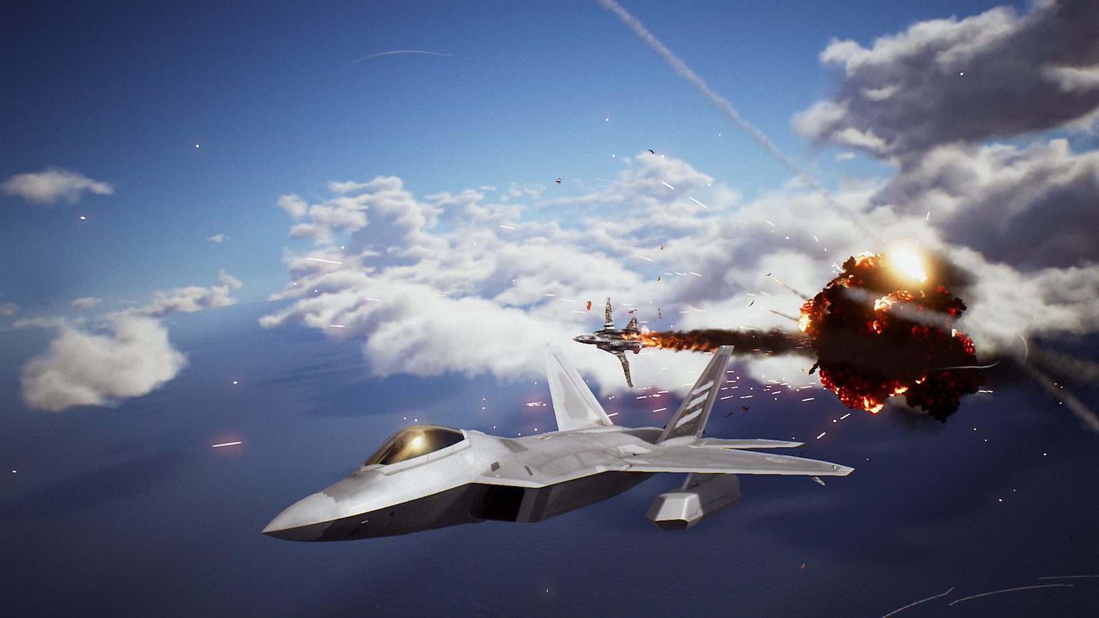 Ace Combat 7: Skies Unknown Will Feature Multiplayer In VR