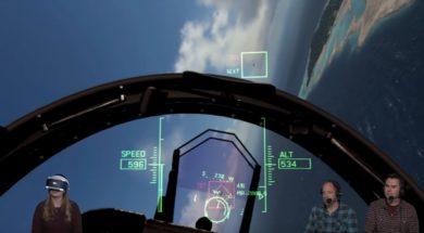 ace combat 7 skies unknown vr gameplay