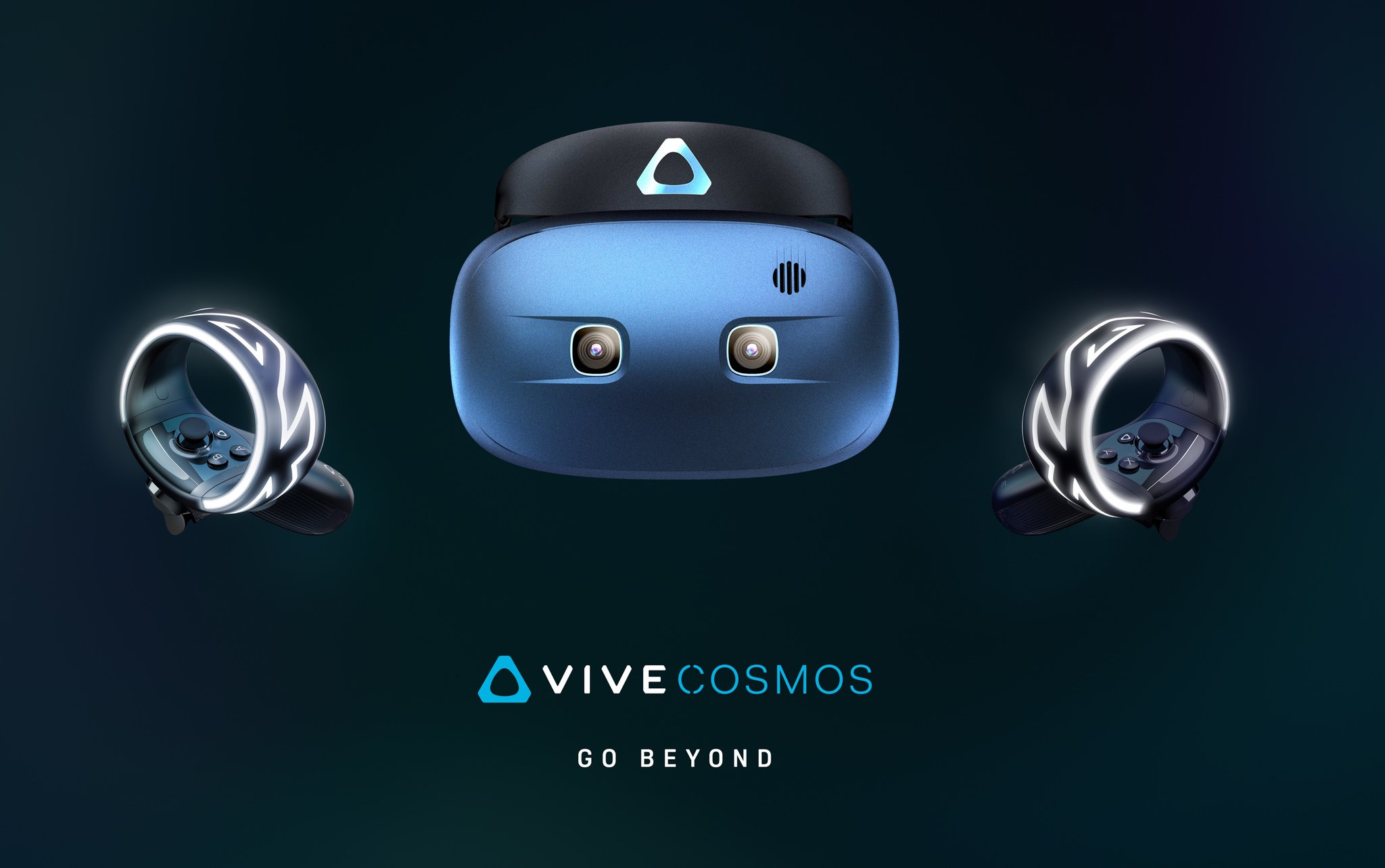HTC Announces New VR Headset Called The Vive Cosmos