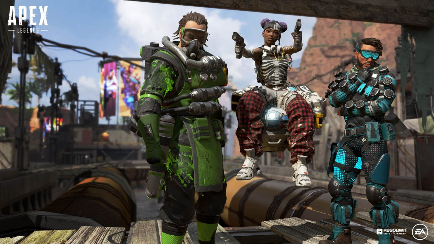 Respawn & EA Create Explosive Growth For New Battle Royale Game Apex Legends