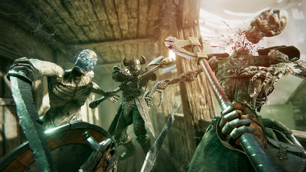 Undead Citadel Might Be A VR Game We Can Get Behind