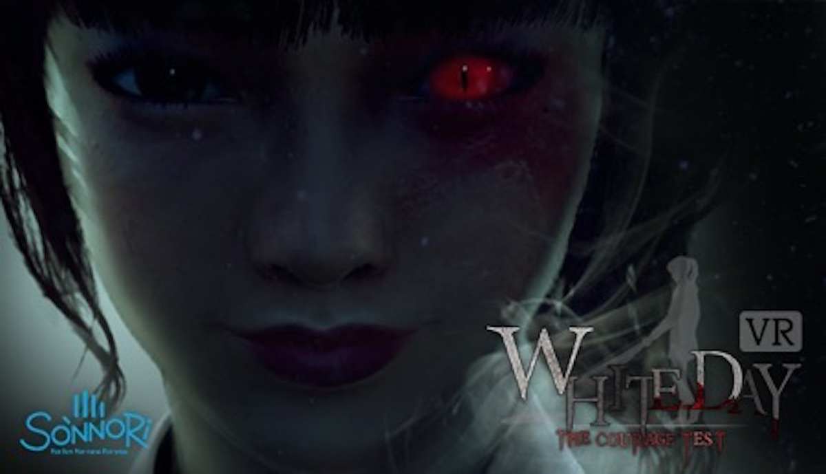 "Meet Cult horror game ""White Day"" through VR"