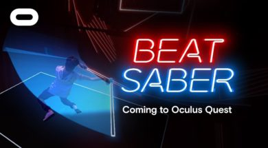 beat saber on oculus quest