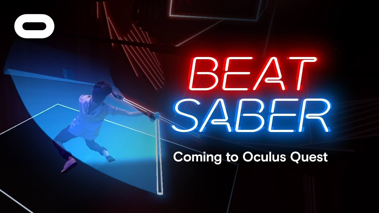 Beat Saber To Be A Launch Title VR Game For Oculus Quest