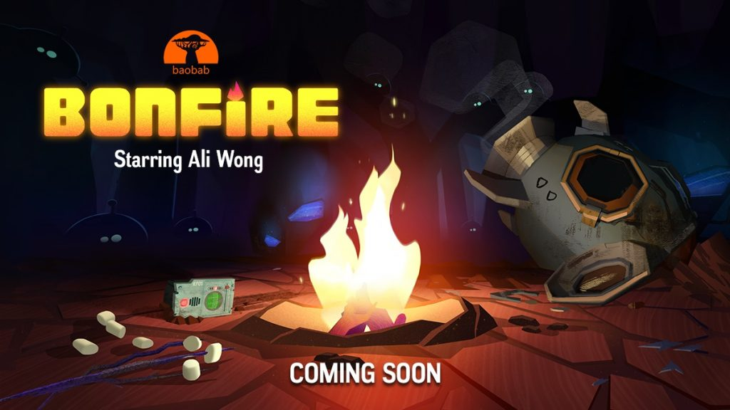 Bonfire Featuring Ali Wong To Be The Next Big VR Movie From Baobab Studios